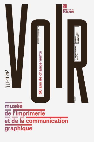 Exposition musée de l'imprimerie Lyon. Du 13 novembre au 1er mars 2015.