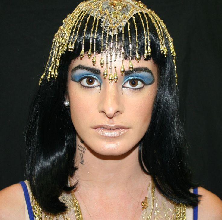 Ancient Egypt Makeup And Hair - Mugeek Vidalondon