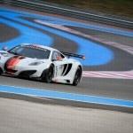 McLaren GT 12C Wraps Up