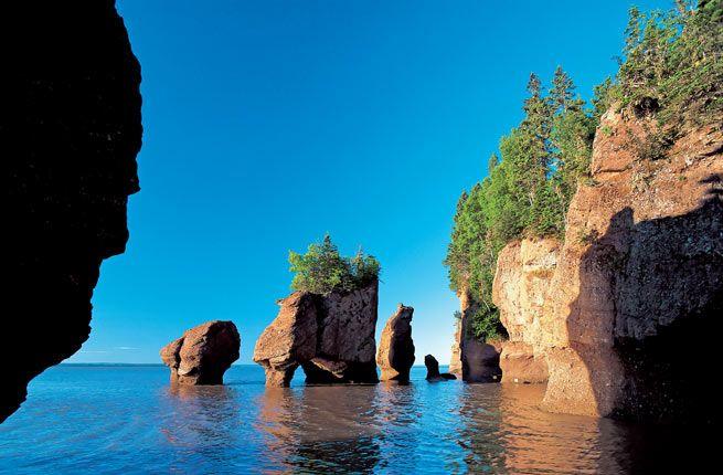 Bay of Fundy, New Brunswick - Nova Scotia and Atlantic Canada's Top 12 Experiences | Fodor's Travel