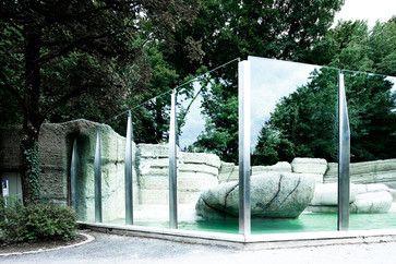 Bird-Strike Resistant Glass ORNILUX - modern - Spaces - Other Metro