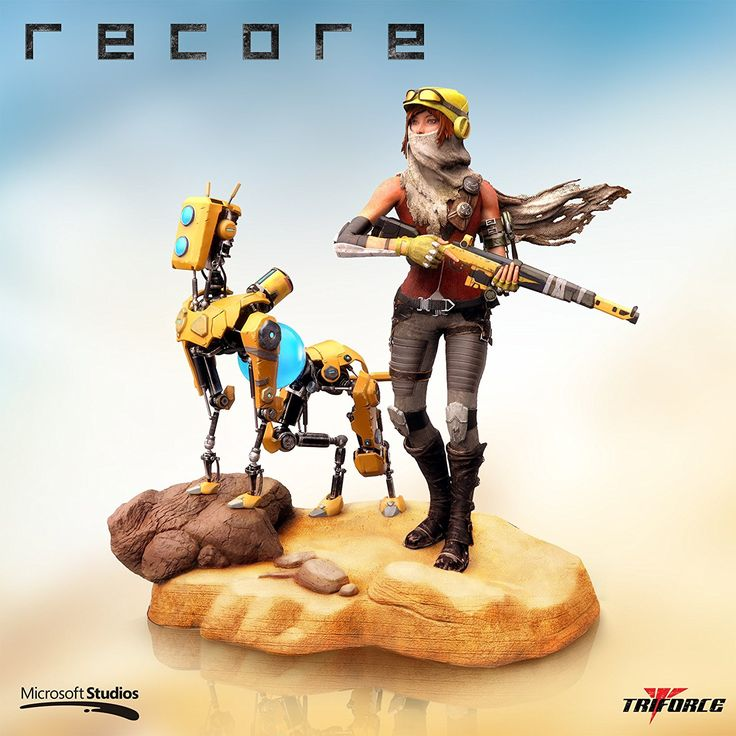 ReCore Collector's Edition For Xbox One (Physical Disc)