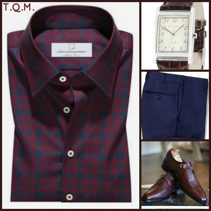 WEEKEND/NIGHTOUT STYLE: Muller MaBmanufaktur(Shirt)-Bergmann(Watch)-J. Hilburn(Trousers)-Rincon de Caballeros(Shoes)