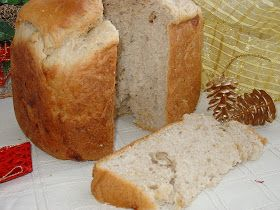 Ma Petite Boulangerie: Panettone en panificadora