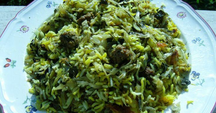 Cari i miei lettori, Kalam Polò Shirazi, come si capisce dal nome, è un piatto tipico persiano di Shiraz, la bellissima città d...