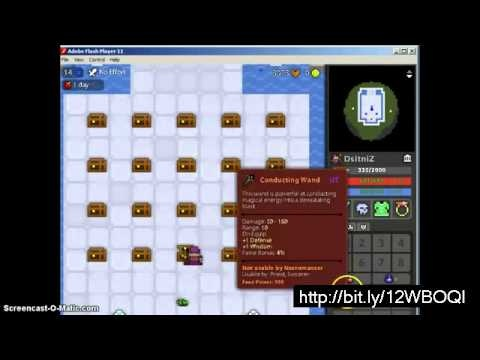 RotMG Life Potion hack UPDATED 2013