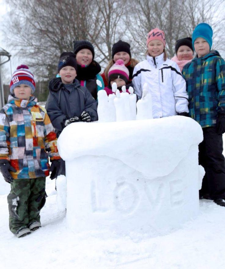 Lumenveistokisat 2015 -Ihastjärven koulu