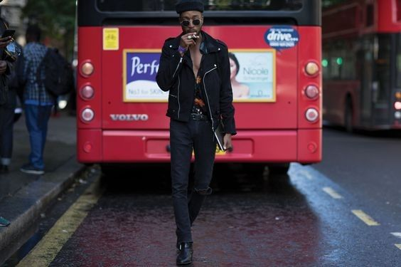 Street style highlights from #LFWM