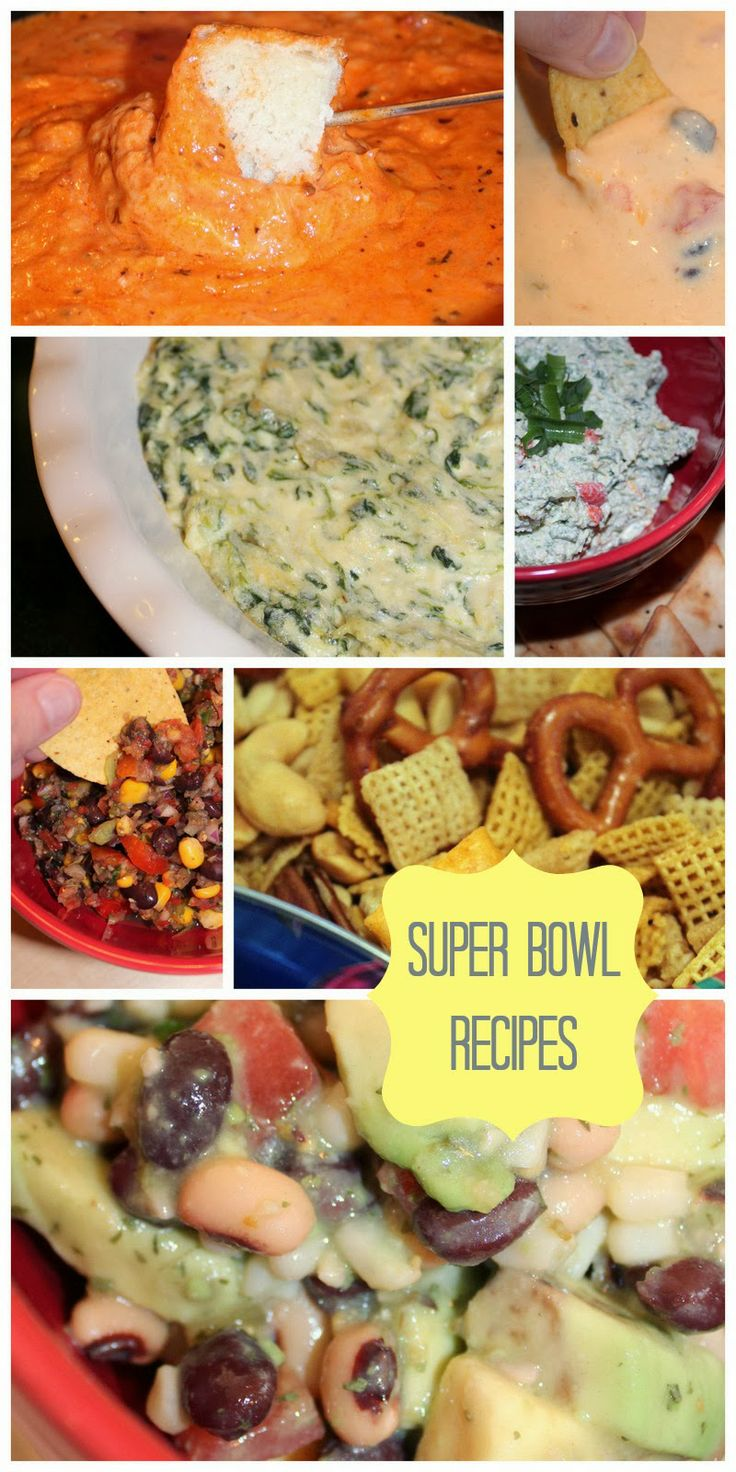 Harris sisters girltalk super bowl recipe roundup for Super bowl appetizers pinterest