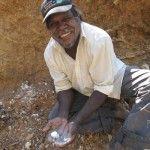 Manuel Pamkal, Top Didj, Katherine. Winner: Outstanding Interpretive Guide. Brolga awards. Northern Territory Australia. 2013