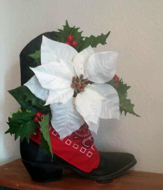 10+ Images About Cowboy Boots Recycled On Pinterest