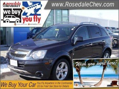 Used-cars-for-sale-in-Minneapolis | 2014 Chevrolet Captiva Sport LT | http://minneapoliscarsforsale.com/dealership-car/2014-chevrolet-captiva-sport-lt-782
