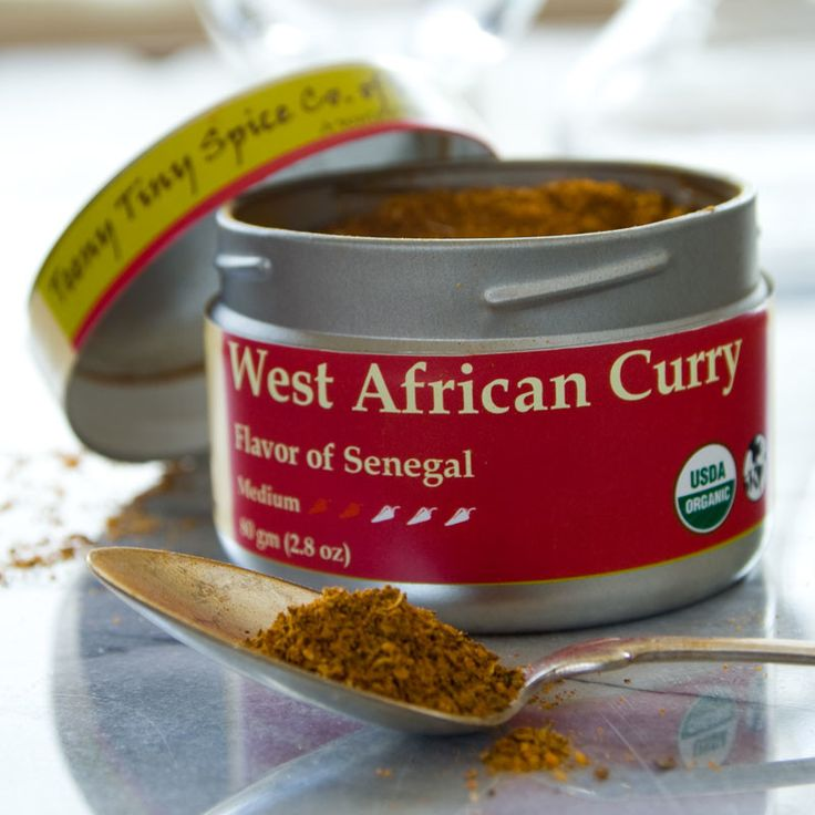 InfuseMe, Inc - Spice West African Curry