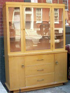 Uhuru Furniture U0026 Collectibles: Classic 1950s Limed Oak Dining Room Set    SOLD! Eiche Esszimmer SetSpeiseräume1950China Cabinet