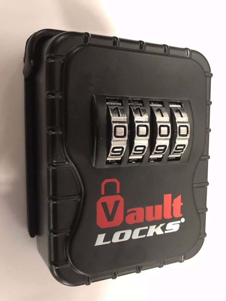 Vault Locks 3210 Wall Mount Key Storage Lock Box with Set Your Own Combination #VaultLocks