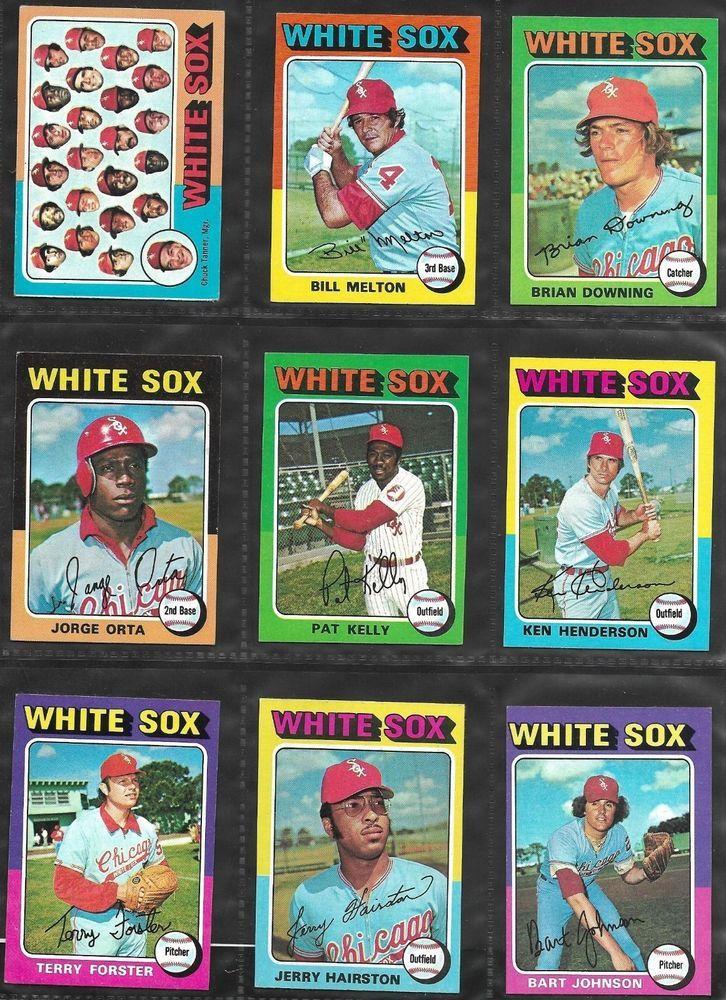 Sports Mem, Cards & Fan Shop Baseball Card Lot