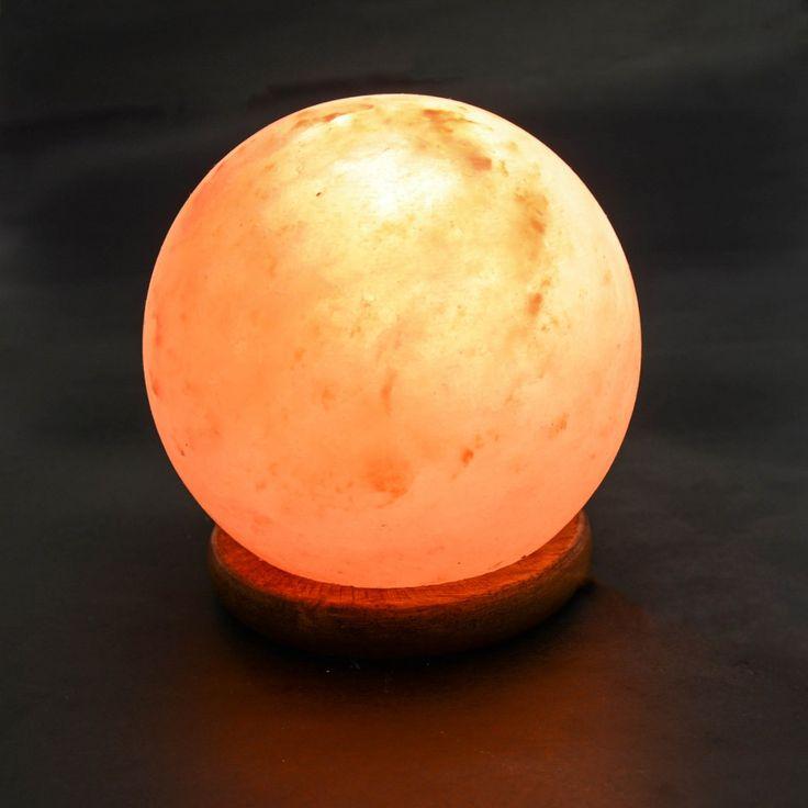 Himalayan Salt Lamp Tuesday Morning : Himalayan Salt Lamp Sphere 11-12cm Crystal Ball Clevedon T Pinterest Salts, Tuesday ...