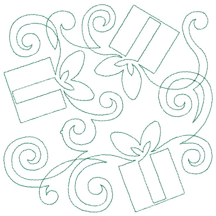 machine embroidery quilting designs