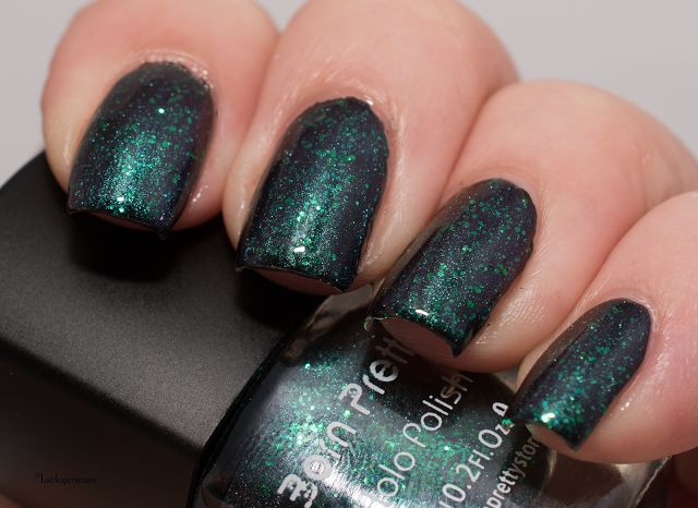 Lacky Corner: Review of Born Pretty Store Chameleon Nail Polish #33