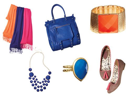 Fall Trend: Bright Touches