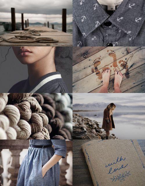 middle earth aesthetics | ladies of laketown