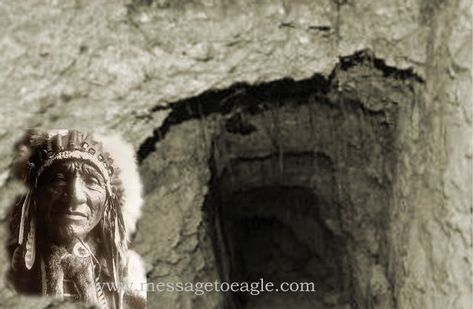 10 Mysterious Ancient Underground Worlds That Remain Unsolved To This Day - MessageToEagle.com