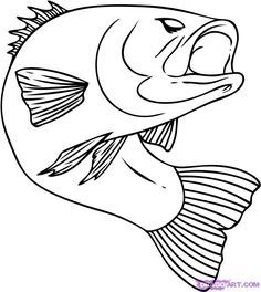 25 beautiful Easy fish drawing ideas on Pinterest  Doodle
