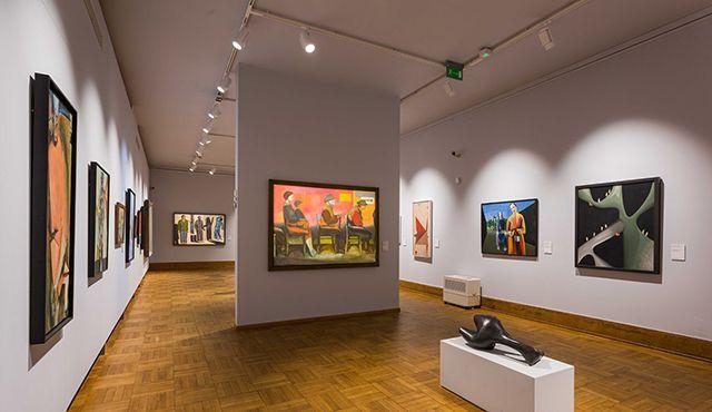 Múzeumvilágítás: fény a művészet és kultúra szolgáltában - Zumtobel