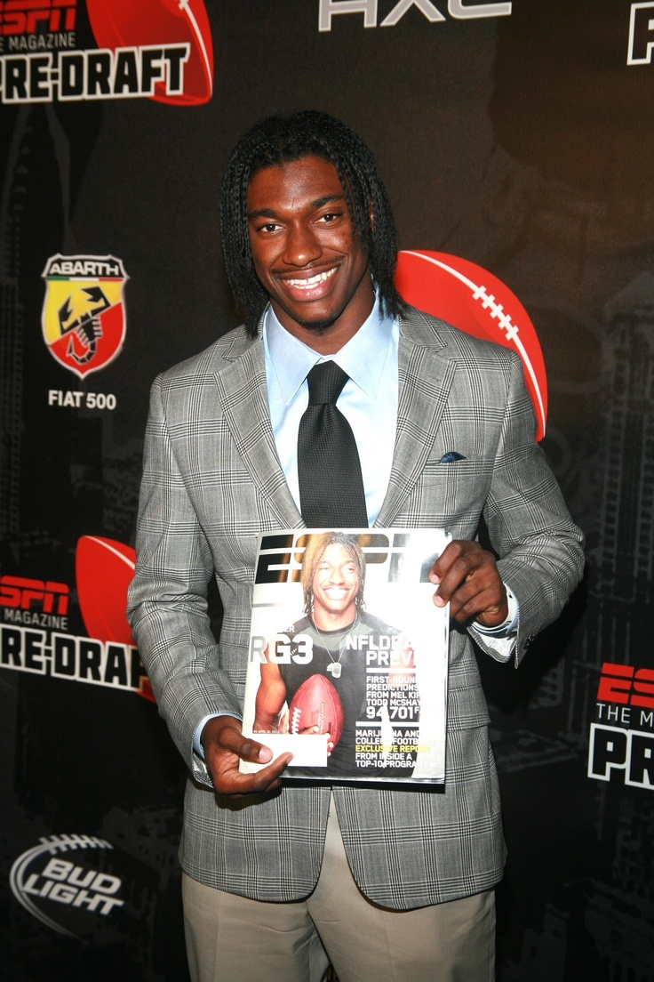 Rob Parker: Suspended By ESPN for Racially Divisive Robert Griffin III Comments