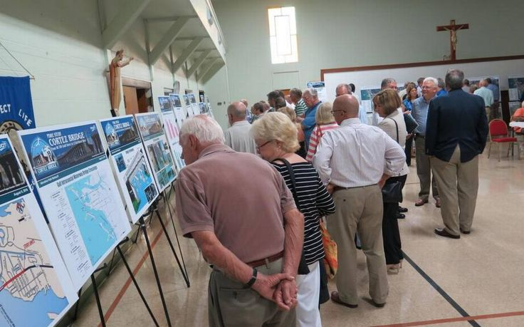 The Florida Department of Transportation presents alternatives being considered…