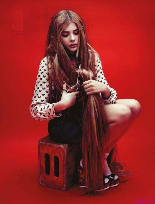 Chloe Morets   Hair <3