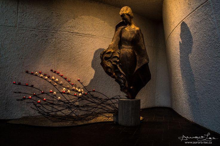 https://flic.kr/p/UwKUZ1 | Joan | Sculpture of Joan of Arc in the church dedicated to her in Rouen.