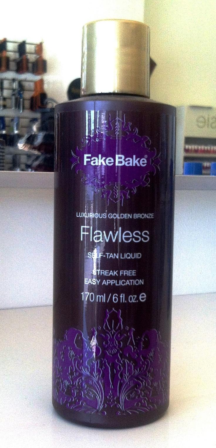 Fake Bake - Flawless http://www.ballbeauty.com/fake-bake-flawless-6oz.html