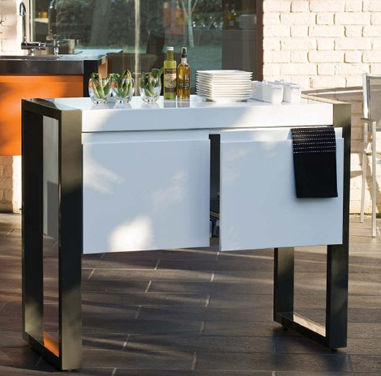 Contemporary Outdoor Kitchen: 1000+ Ideas About Modular Outdoor Kitchens On Pinterest