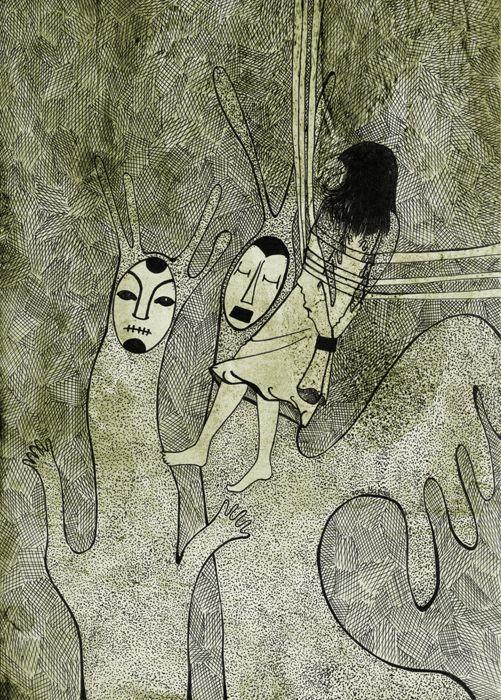 Могильник by Shanni