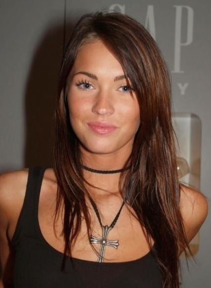 Megan fox in 2005, without any plastic surgery