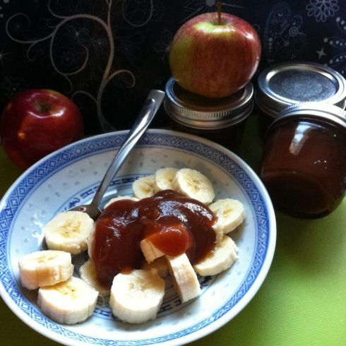 Dreamy Spiced Apple Butter