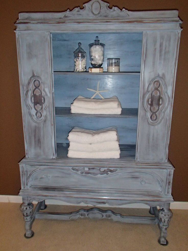 32 Best Old China Cabinets Images On Pinterest Primitive