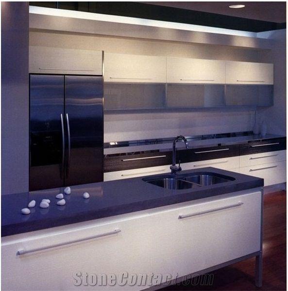 Kitchen Remodel Quartz Countertop: Purple Quartz Countertops - Google Search