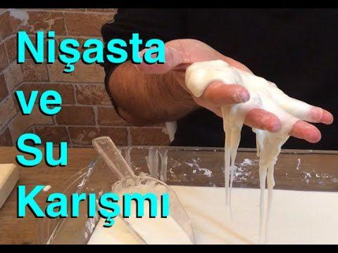 62.video - Nişasta ve Su Karışımı , Deney
