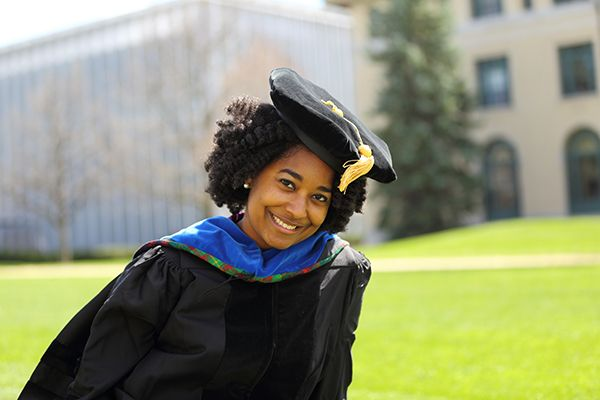 Kettering University graduate becomes first African-American female to graduate from Carnegie Mellon University's Mechanical Engineering Ph.D. program