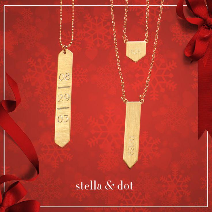 Bespoke Christmas Shareables | Stella & Dot