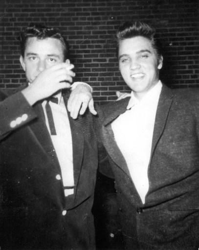 Cash and The King - `1956