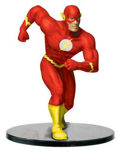 Il Flash torta Topper compleanno figura di CakesNotIncluded