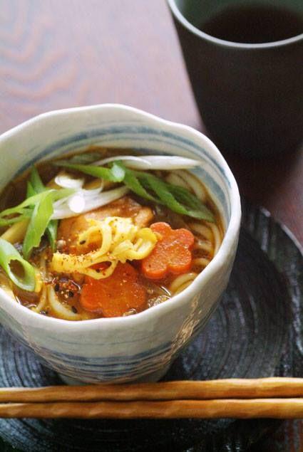 Japanese Udon noodels