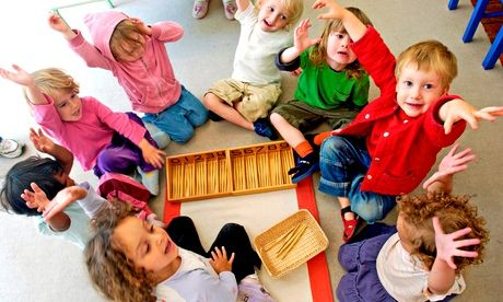 Nicky Morgan: toddlers must learn 'British values'