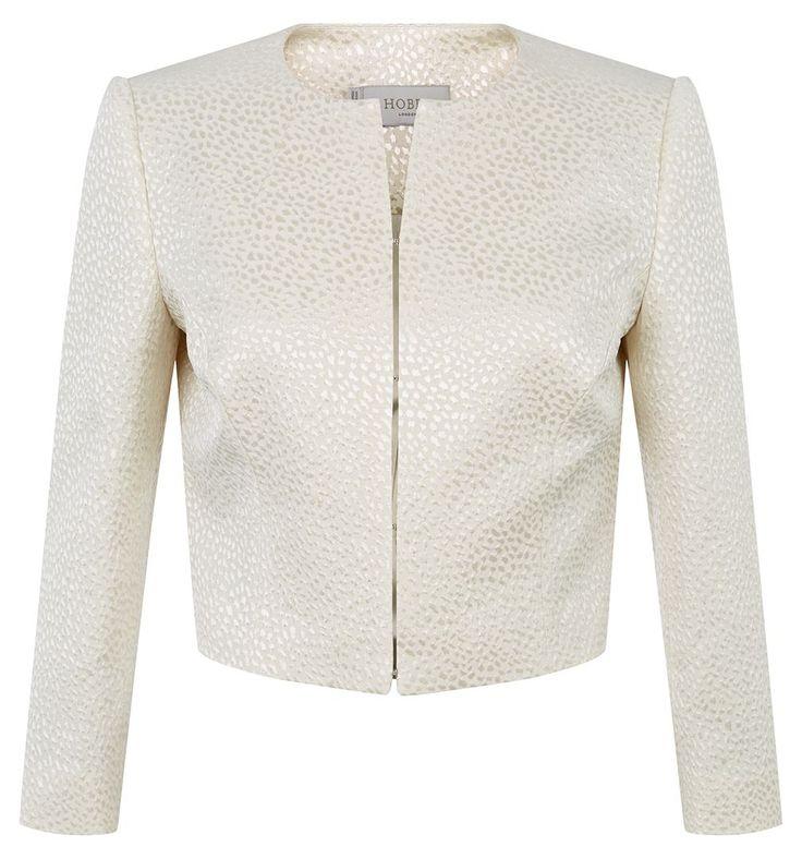 Beige Audrey Jacket | Coats and Jackets | Hobbs