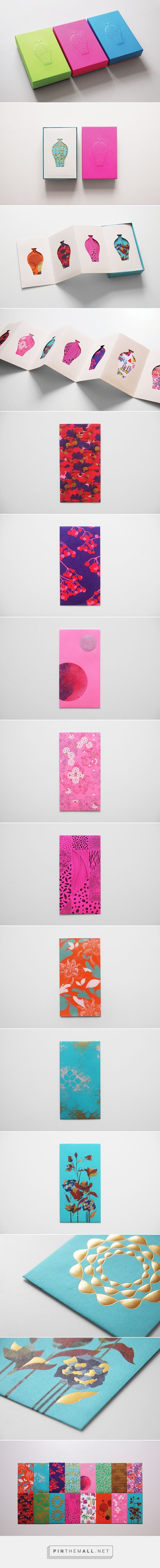 CNY Pocket For Polytrade Paper on Behance - created via http://pinthemall.net