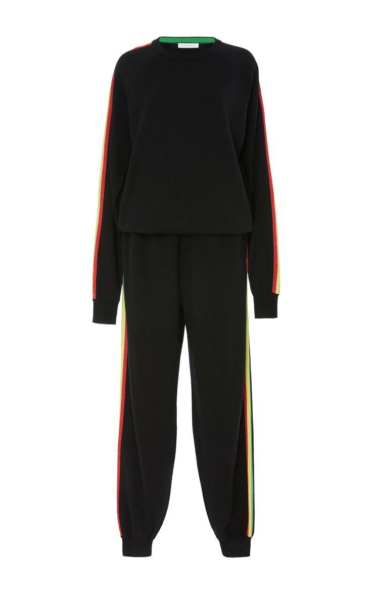 Missy Kingston Cashmere Set by OLIVIA VON HALLE for Preorder on Moda Operandi