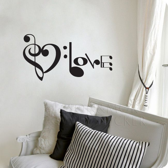 decoracion con calcomanias para pared - Google Search